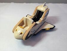 BRIO Space Shuttle #33914 Wooden Railway System Light & Sound beech wood WORKS