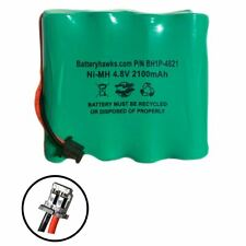 This is an AJC Brand Replacement ADT DSC Power PC1864 12V 7Ah Alarm Battery