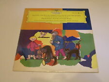 PROKOFIEFF - PETER UND DER WOLF // BRITTEN YOUNG PERSON'S GUIDE - LP DEUTSCHE -