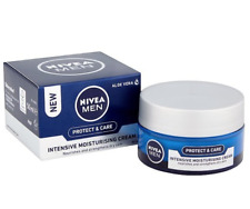 Nivea Men Protect & Care Int. Moisturiser Nourishes Strengthens Dry Skin 50 ml