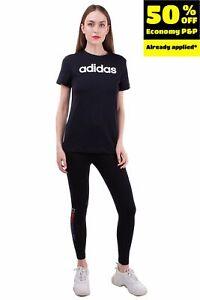 ADIDAS T-Shirt Top Size 2XS Coated Logo Short Sleeve Ribbed Crew