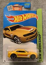 2015 Hot Wheels WHEEL ERROR 13 Chevy Camaro Special Edition!!