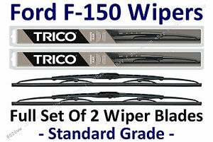 1998-2008 Ford F-150 Wiper Blades 2pk Full Set of Wipers ( fits F150 ) - 30200x2