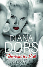 Diana Dors: Hurricane in Mink-ExLibrary
