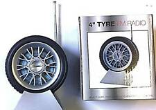 "4"" TYRE FM RADIO Automatic Frequency Modulation"