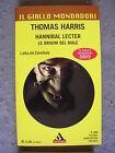 GIALLO MONDADORI # 3000 - THOMAS HARRIS - HANNIBAL LECTER - OTTIMO -GL1