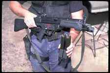 428066 MP5 Sub Machine Gun A4 FOTO STAMPA