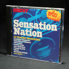 Uncut - Sensation Nation - Richard Ashcroft, Soft Cell, Laura Nyro - music cd