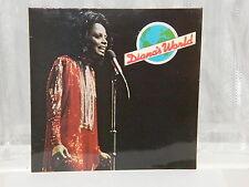 "Diana Ross - Diana's World 12"" LP c1976 / PROMO"