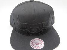 Chicago Bulls Black XL OG Jordan Vintage Mitchell & Ness NBA Snapback Hat Cap