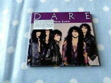 Dare Real Love 3 Track Digipak CD