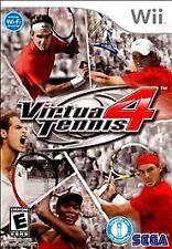 Virtua Tennis 4  (Wii, 2011) - BRAND NEW AND UNOPENED!!!