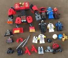 LEGO Ninjago Mixed Minifigure, Parts & Accessory Lot