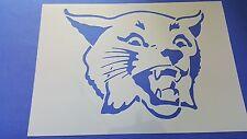 Schablonen 224 Leopard Wandtattoo Vintage-Look Stanzschablonen Shabby Stencil