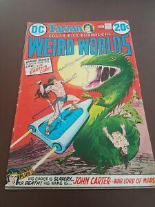Weird Worlds #2 1972 Escape 4.0 VG