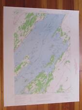 Chippewa Bay New York 1960 Original Vintage USGS Topo Map