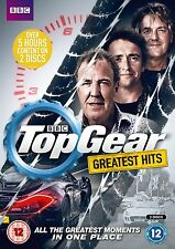 TOP GEAR GREATEST HITS ( 2 DISC )               BRAND NEW SEALED GENUINE UK DVD