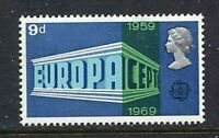 24159) UK - Great Britain 1969 MNH New Europa