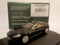 Model Car, Aston Martin Db9, Black, 1/76 New