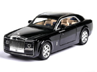1 24 Die Cast Rolls Royce Sweptail Metal Toy Hobby Collectible Car Model