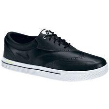 New Mens Nike Lunar Swingtip Leather Golf  533092-001 Size 8.5 BlackWhite W70