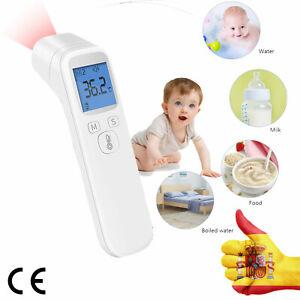 Termómetro digital infrarrojo profesional para adulto niños bebé ENVIO URGENTE