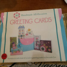 Paper Charms - 30 Handmade All Occasion Greeting Cards