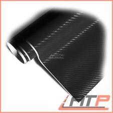 1X KARBONFOLIE STYLINGFOLIE CLASSIC SCHWARZ MIT 3D STRUKTUR 152 X 200 CM