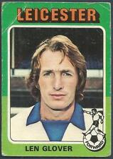 TOPPS 1975 FOOTBALLERS #088-LEICESTER CITY-LEN GLOVER