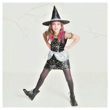 Nwt Girls Size Medium (7-8) * Hyde & Eek! Star Witch * Halloween Costume