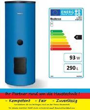 Buderus Logalux Warmwasserspeicher SM290 5E Bivalent Solar 2 Wärmetauscher 290L