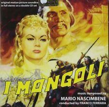 Mario Nascimbene - I Mongoli - Soundtrack - Cd Nuovo - Digitmovies