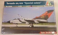 Italeri 1/72 Tornado IDS ECR Special Colors Multirole Combat Aircraft 1336