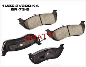 BRAND NEW OEM REAR LH & RH  BRAKE PADS 1996-2002 CROWN VICTORIA 1U2Z-2V200-KA