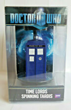 More details for doctor who - time lord spinning tardis, magnetic, levitating, opened but unused