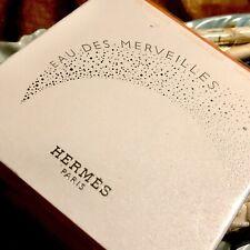 Eau Des Merveilles Hermes 1 oz Women Eau De Toilette Spray NIB Sealed 100% Auth