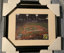 Boston Red Sox vs NYY 2004 World Series Framed Photo (Photo: 8x10, Frame: 15x15)
