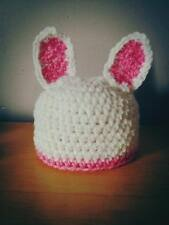 Bunny Rabbit baby Hat, cute easter gift, newborn photography prop, baby shower