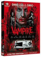 DVD Vampire (Limited Edition Midnight Factory); Slipcase + Booklet