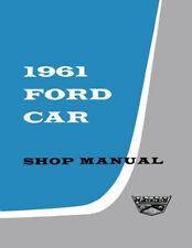 service repair manuals for ford galaxie for sale ebay rh ebay com 2003 Expedition Fuse Box Replacement Saturn Fuse Box Replacement