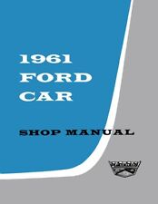 service repair manuals for ford galaxie for sale ebay rh ebay com