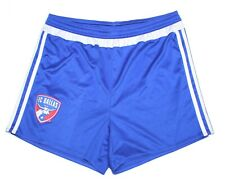 adidas Climalite FC Dallas Blue Adult Small