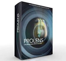 ProLens Plugin for Final Cut Pro X MacOS