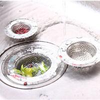 Bathtub Drain Strainer Waste Stopper Sink Filter Bathroom Plug Filter