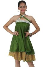 c6c25be8c14 5 Pcs Recycled Sari Skirts Wholesale with instructions - (30 inch Length)
