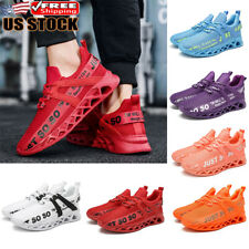 Men's Running Sneakers JUST SO SO Athletic Non-slip Casual Sports Walking Shoes