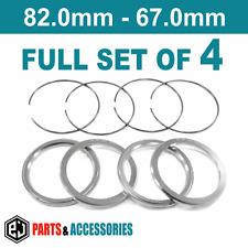 67.1-54.1 LEGA RUOTA colletto di anelli per Toyota Celica