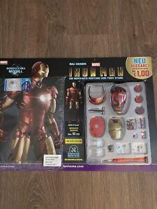 Iron Man - Modell - Helm Teil 1 des Bausatz / Baukasten / Sammeledition Fanhome