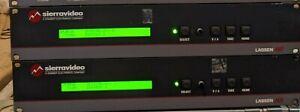Sierra Video (Kramer) Lassen XL 88HD BNC HD video switcher / router