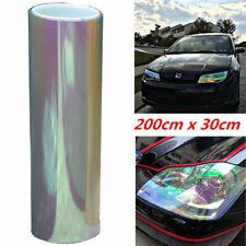 200x30cm Chameleon Colorful  Headlight Tail Light Vinyl Tint Cover Film Sticker